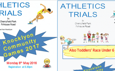 Knocklyon Community Games